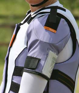 AiroWear - Outlyne XC Shoulder Pads