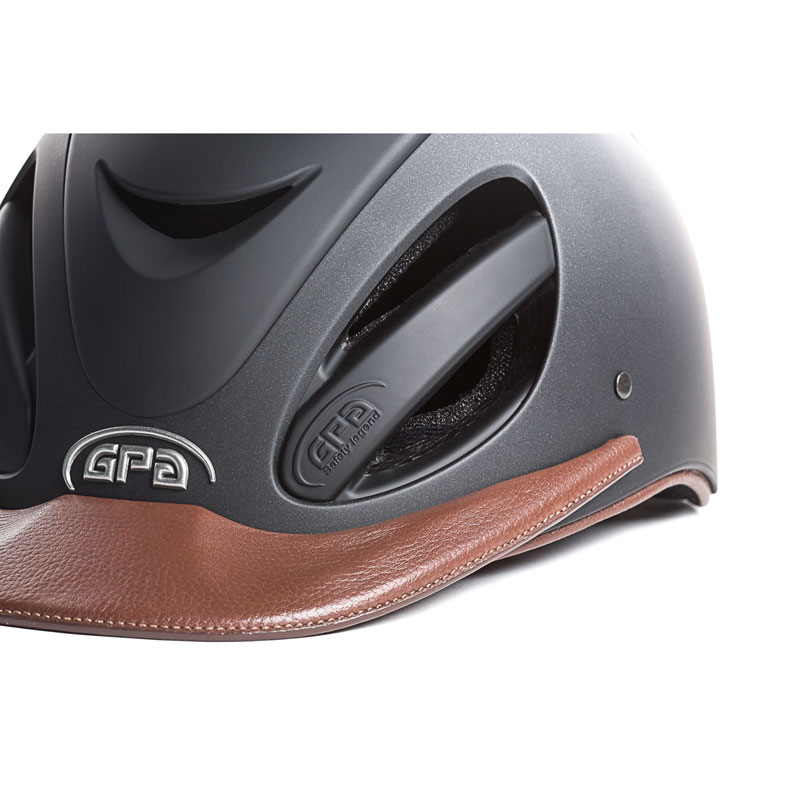 Gpa City Bike New York Leather Ce En1078 Safety Cycling