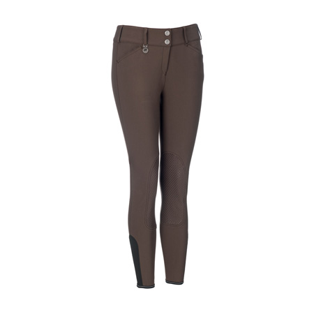 Pikeur Ciara Grip Breeches - Grip knee patches - Fabric 479