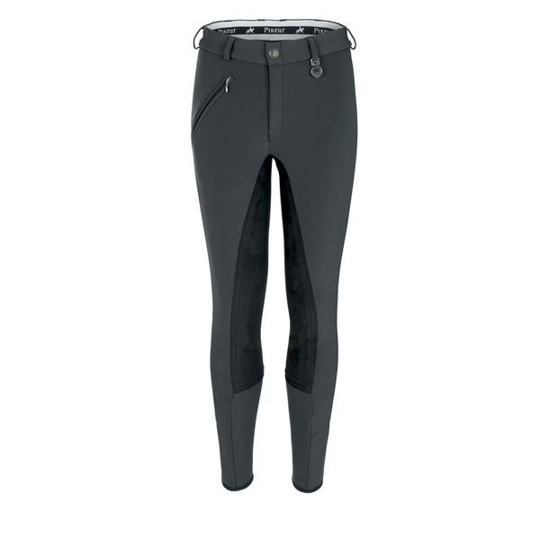 pikeur lucinda girl grip breeches in microcotton dynamic. Black Bedroom Furniture Sets. Home Design Ideas