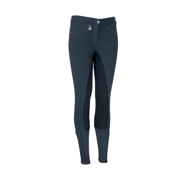 Pikeur Patrizia Contrast Breeches In Microcotton Dynamic