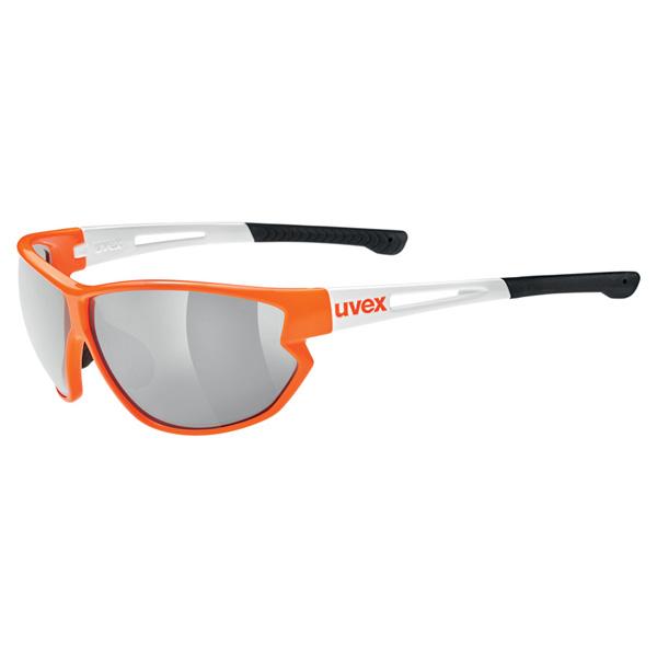 UVEX Sonnenbrille Sportstyle 810 VM weiß 5YsNqzKp
