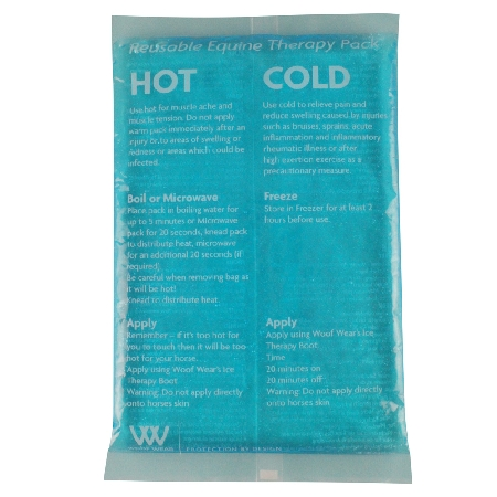 Woof Wear - Spare hot/Cold Packs (sold in pairs) - WB0058
